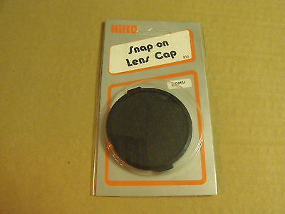 62mm HiTCO Snap-On Lens Cap Camera Cover