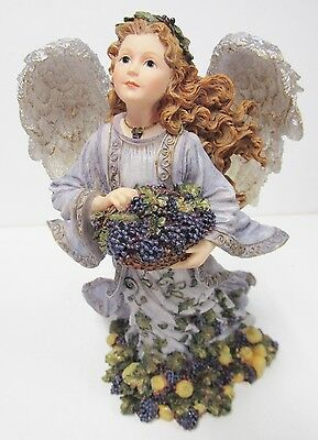 "Boyds #28230-1E ""Della Robia...Guardian of Abundance"" * Charming Angel * NIB"