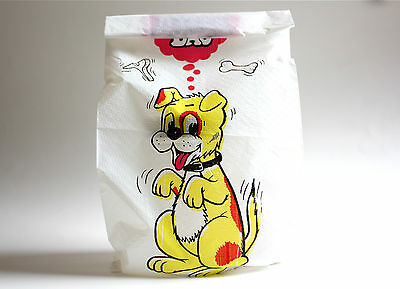 20 Disposable Doggie Take Home Bags Free Shipping
