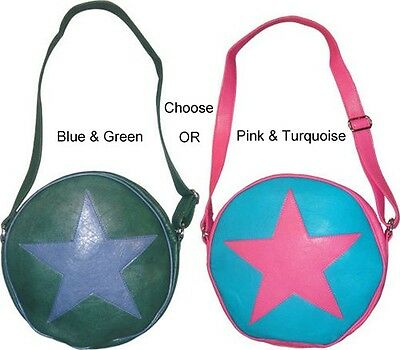 Scott Pilgrim vs. The World Ramona Flowers Star Circle Messenger Bag - Movie