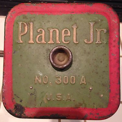Vintage Planet Jr. No.300A Seeder/Planter Box