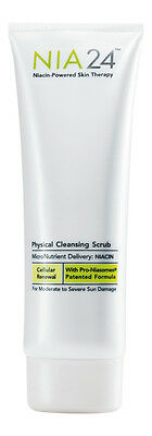 NIA24 Physical Cleansing Scrub Global 3.75 fl oz 110 ml. Sealed Fresh