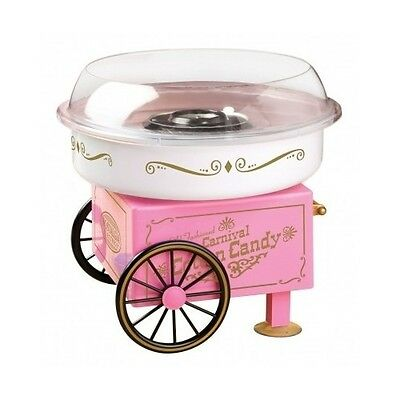 Candy Cotton Maker Machine Floss Electric Sugar Pink Party New Vintage Carnival