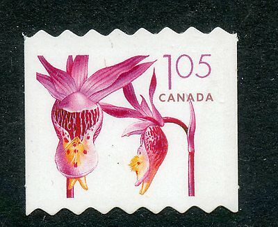 Weeda Canada 2130iii VF NH Die cut $1.05 coil single, from Annual Collection