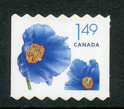 Weeda Canada 2131iii VF NH Die cut $1.49 coil single, from Annual Collection