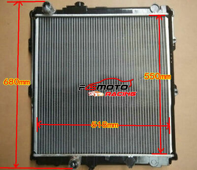 New Radiator for Toyota Hilux KZN165R 3.0L Diesel 1997-2005 /LN167 5L Manual