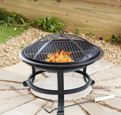 Bbq Outdoor Firepit Heater Mosaic Si-Bbq3 Garden Table Patio Stove Chimenea Bowl