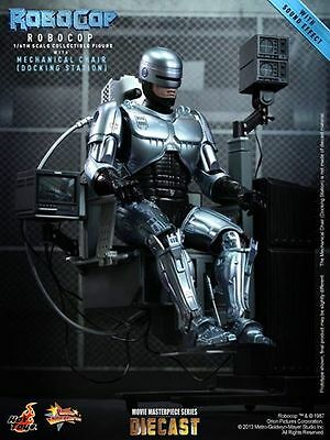 HOT TOYS MMS203D05 Robocop with Mechanical Chair (Sound) FREE2SHIP EXPRESS FAST