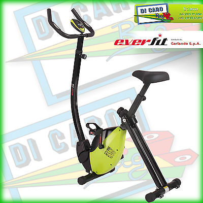 Bicicletta Da Camera Cyclette Garlando Everfit Bfk Easy Slim Multifit Fit
