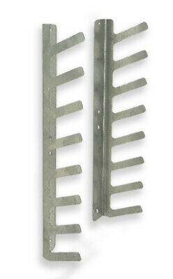 8 place Screen Printing Squeegee Rack / Holder / Organizer / screenprinting
