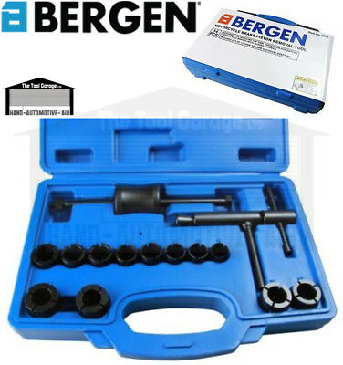 BERGEN Motorcycle Scooter Brake Piston Wind Back Removal Tool NEW 6805