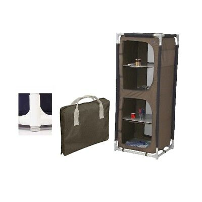 BO-CAMP CAMPING SCHRANK Quick up Solid Faltschrank ...
