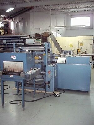 Rbs Automatic Shrink Bundler Model Rasw