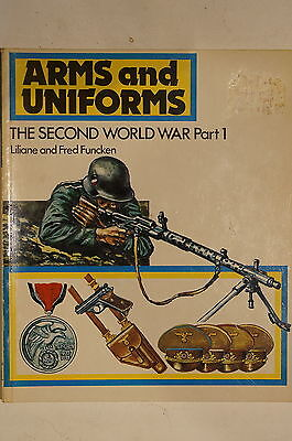 WW2 French German Russian Polish Belgian Arms & Uniforms Part 1 Reference Book