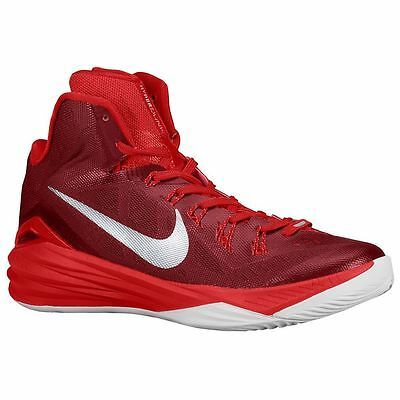 Women's Nike Hyperdunk 2014 Basketball Shoes, Dark Red, 5, 5.5