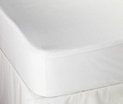 New Terry Towel Waterproof Fully fitted Sheet Mattress Protector Pillow Cover