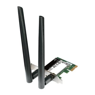 D-Link Wireless AC1200 Dual Band PCI Express Adapter High Speed DWA-582