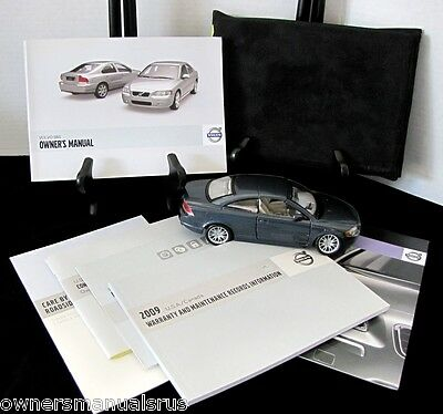2008 Volvo S60  S 60  Owners Manual Set #O104