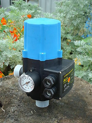 Automatic Water Pump Controller Pressure Switch Electric Electronic Control