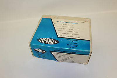 HO Scale Imperial Train Master Twinpak model D 2000 Transformer Rectifier NIB