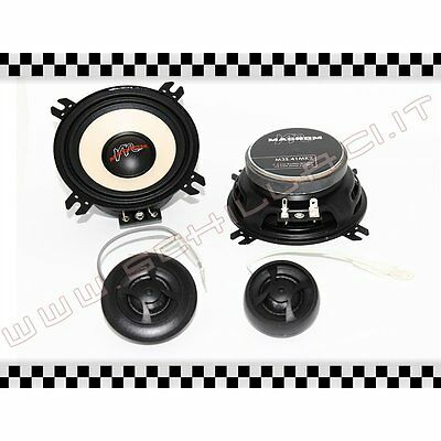 MACROM M3S.41MK2 kit due vie separate con woofer da 10cm