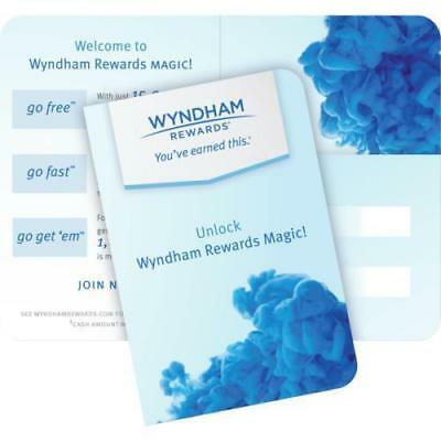 Key Folders - Wyndham Rewards Case Of 500