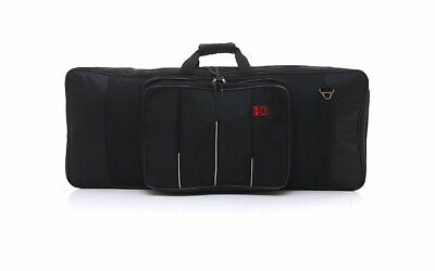 Kaces XPRESS SERIES KEYBOARD BAG, 61-Key Medium 107.3cm x 37.2cm x 13.3cm