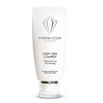Crystal Clear Firm corps peau cellulite complexe 200ml de défense lisse