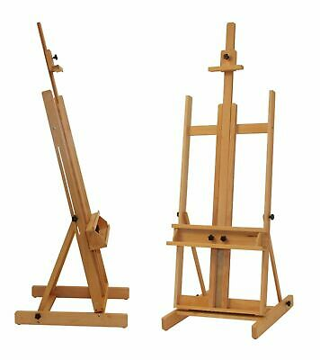 Professional artists easel beech wood painting display studio, NEW