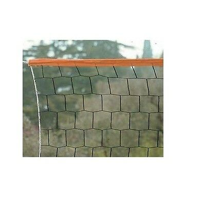Rete MINI VOLLEY, DIMENSIONI:  5x0,70 mt - LRP130