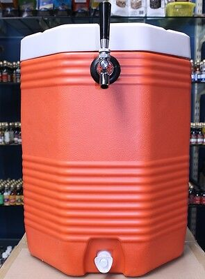 Party Keg Pack And Cooler Box/chilly Bin - Home Brew