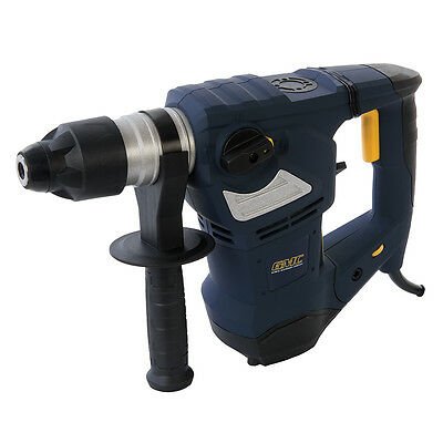 GMC GSDS1800 1800w SDS Plus Hammer Drill 240v