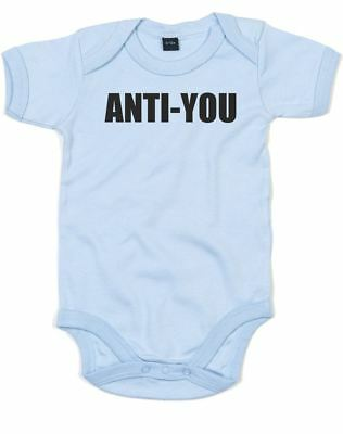 Anti-You, Printed Baby Grow
