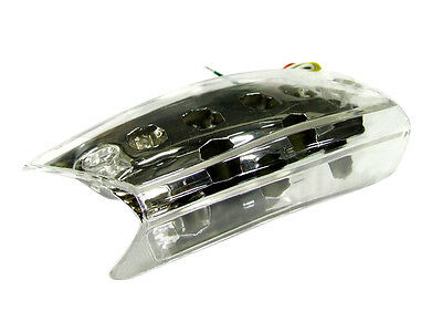 LED tail light unit with built-in indicator option - Piaggio Zip
