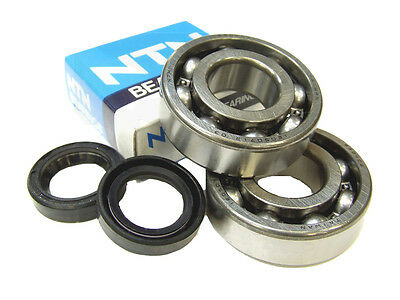 Speedfight 3/4 Crankshaft bearings - seals for Ludix new Vivacity
