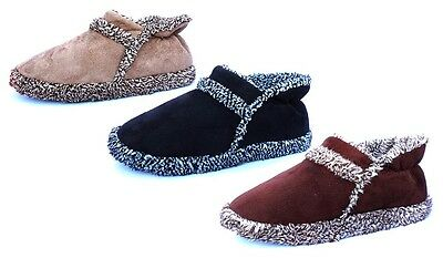 New Women Classic House Slipper Boot Shoe Faux Fur Nice Warm Comfortable-3038L