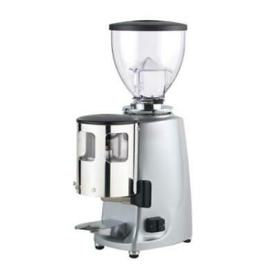 New Mazzer Mini Automatic Commercial Coffee Grinder Black / Silver /  Chrome