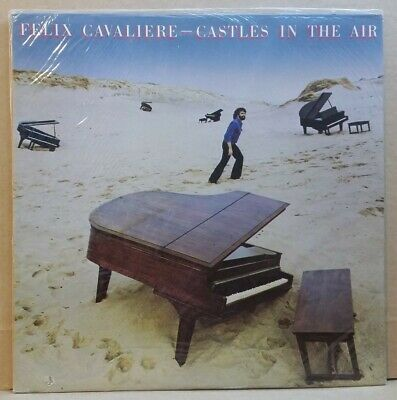 Felix Cavaliere . Castles in the Air . Young Rascals . 1979 Epic LP Sealed