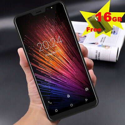"""XGODY Mobile Phone Débloqué d'usined Smartphone 5"""" 3G 4Core+ 2SIM Android 5.1"""