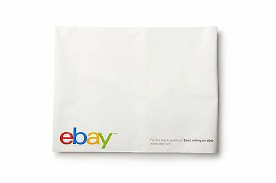 "eBay Branded Polyjacket Envelopes 9"" x 11.5"" - Shipping Supplies"