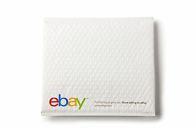 "eBay Branded Airjacket Envelopes 9.5"" x 13.25"" - Shipping Supplies"