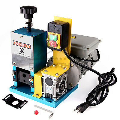 Motorized Cable Stripper Tool Powered Copper Wire Stripping Machine Automatic