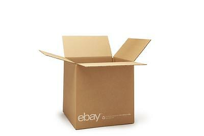 """Classic - eBay Branded Boxes 12"""" x 12"""" x 12"""" - Shipping Supplies"""