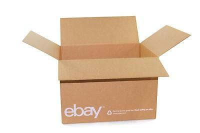 """Classic - eBay Branded Boxes 18"""" x 14"""" x 12"""" - Shipping Supplies"""