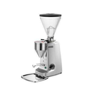 Brand New Super Jolly Electronic Commercial Coffee Grinder Black / Silver