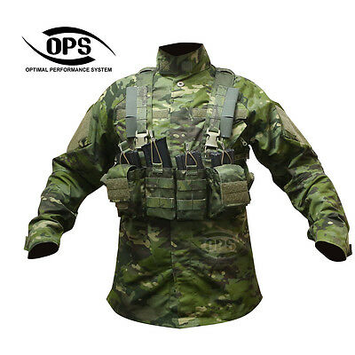 Ops/ur-Tactical Easy Rig (Light-Weight Combat Chest Rig) In Crye Multicam Tropic