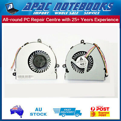 New CPU Cooling Fan For HP 250 G3 Notebook 753894-001