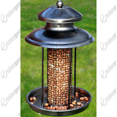 Deluxe bird Nut feeders - lantern - stylish - singles / discounted multi deals