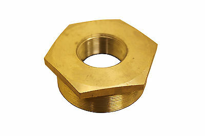 Large Diameter Brass Reducers Various Sizes