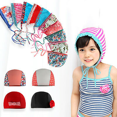 "Wholesale ""16style"" Vaenait Baby Clothes Toddler Kid Girls Swimming 10 Cap 1T-7T"